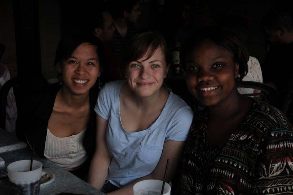 Lian, Kate & Natasha